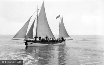 Skegness, Sailing 1910