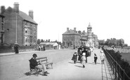 Skegness, South Parade 1899