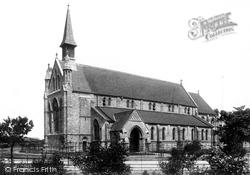 Skegness, St Matthew's Church 1904