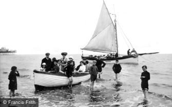 Skegness, the Beach 1910