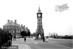 The Clock Tower c.1955, Skegness