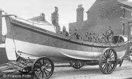 Skegness, The Lifeboat 1896