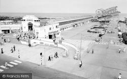 The Pier c.1960, Skegness