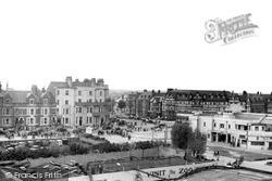 The Pier Hotel c.1955, Skegness