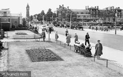 Tower Esplanade c.1955, Skegness
