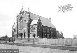 Wesleyan Chapel, Algitha Road 1891, Skegness
