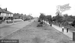 Winthorpe Avenue c.1960, Skegness
