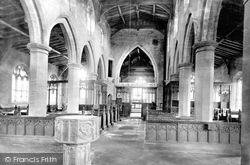Winthorpe Church 1890, Skegness