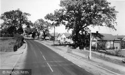 Skellow, Hampole Balk Lane c.1960