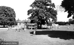 Skellow, Primary School c.1960