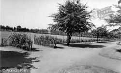 Skellow, The Park c.1960