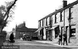 Commercial Road c.1955, Skelmanthorpe