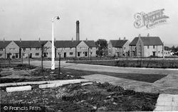 Manor Rise Housing Estate c.1955, Skelmanthorpe
