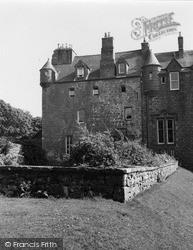 Skelmorlie, Castle 1951