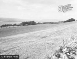 Skelmorlie, View Of Firth Of Clyde c.1950