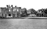Skelton, the Castle c1965