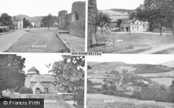 Skenfrith, Composite c.1960