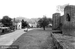 Skenfrith, Village c.1955