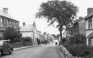 Sketty, Gower Road 1939