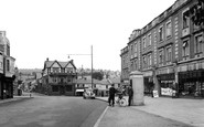 Sketty, Gower Road c1939