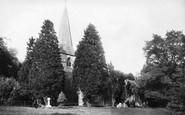 Sketty, St Paul's Church 1896