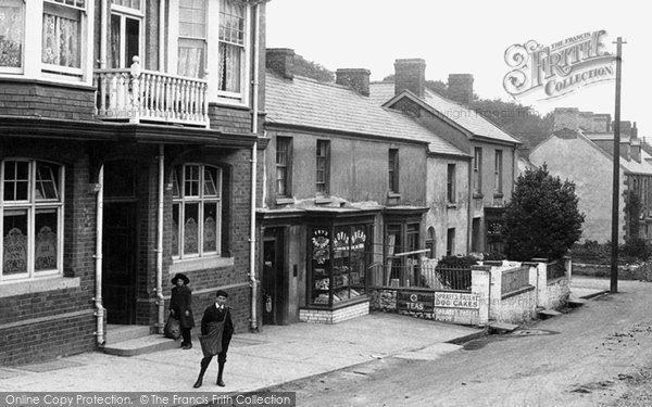 Photo of Sketty, The Village Shop 1910