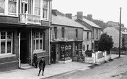 Sketty, the Village Shop 1910