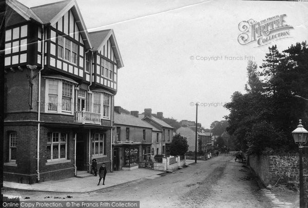 Photo of Sketty, Village 1910