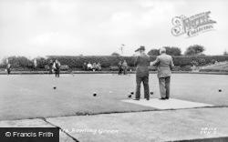 Skewen, Bowling Green c.1939