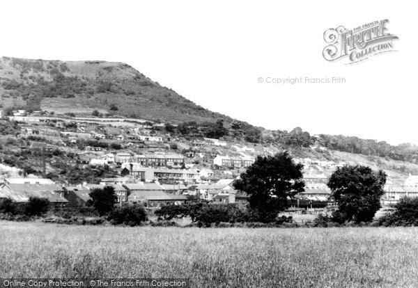 Photo of Skewen, General View 1937