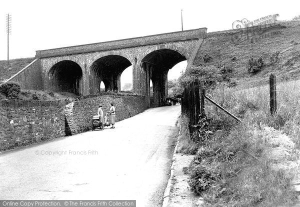 Photo of Skewen, The Arches 1937