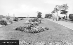 Skewen, The Park c.1955
