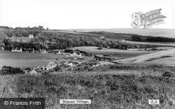 The Village c.1950, Skipness
