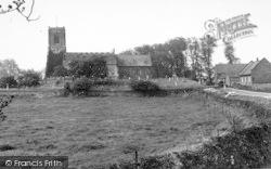 Skipsea, Church c.1955