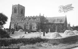 Skipsea, Church c.1960