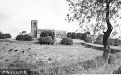Skipsea, Church c.1965