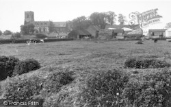Skipsea, General View c.1955