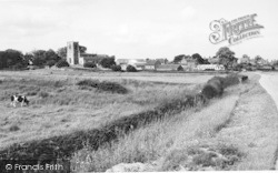 Skipsea, General View c.1960