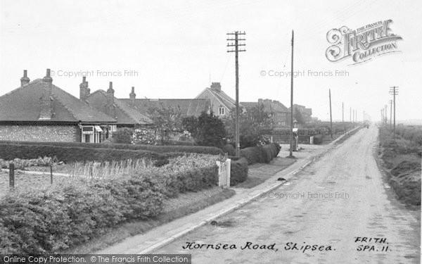 Photo of Skipsea, Hornsea Road c.1955
