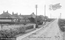 Skipsea, Hornsea Road c.1955