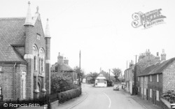 Skipsea, Main Street c.1960