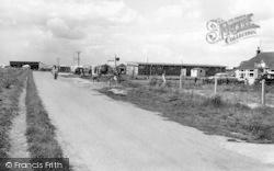 Skipsea, Sea Road c.1960