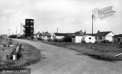 Skipsea, Southfield Lane c.1955