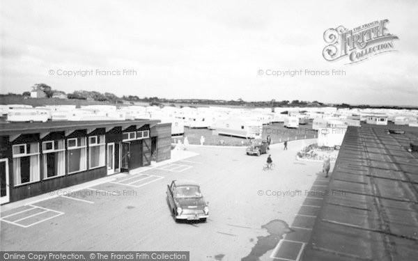 Photo of Skipsea, United British Caravan Co Ltd c.1965