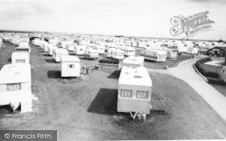 Skipsea, United British Caravan Co Ltd c.1965