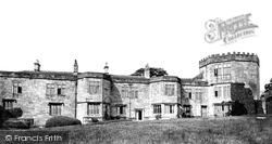Skipton, Castle c.1874