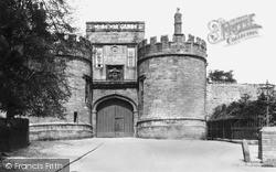 Skipton, Castle Gateway c.1950