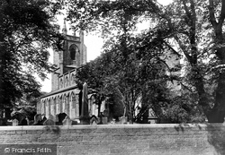 Skipton, Christ Church 1900