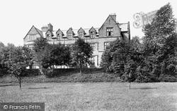 Skipton, Grammar School 1900