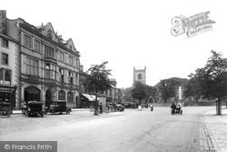 Skipton, High Street 1923